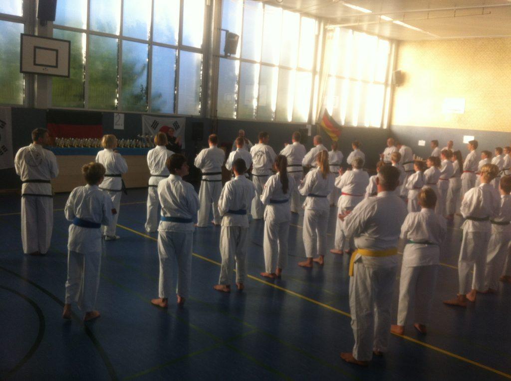 16. OLEM – Offene Landeseinzelmeisterschaft im Taekwon-Do