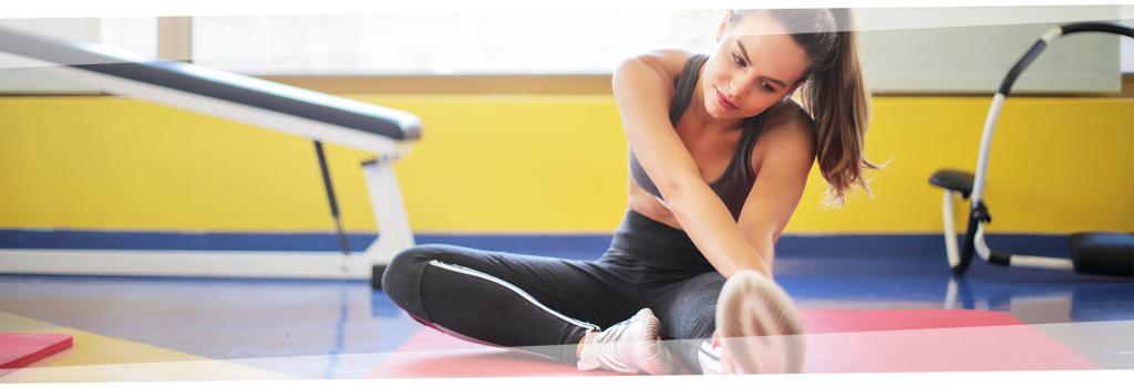 Gesundheit durch regelmäßiges Training