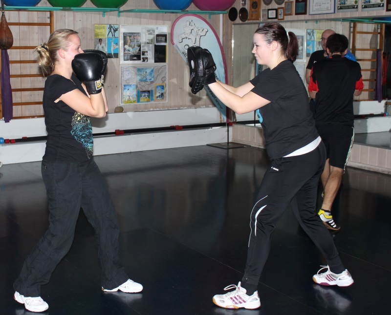 Cardio-Box Workout @ PRISMA Gesundheits-StudioSeminarstraße 79-8125436 Uetersen